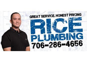 Athens plumber Rice Plumbing