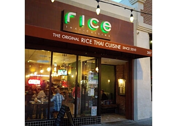 Ventura thai restaurant Rice Thai Cuisine