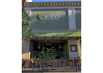 Ventura thai restaurant Rice by mama