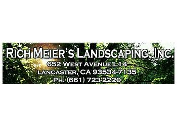 Lancaster landscaping company Rich Meier's Landscaping, Inc.