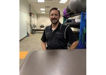 Irvine physical therapist Rich Rommelfanger, PT, MPT - In Motion O.C.