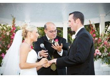 Seattle wedding officiant Rich Sclafani - Seattle Wedding Pastor