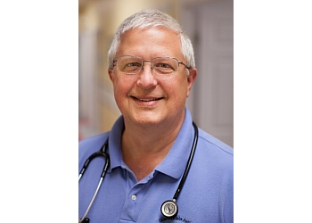Knoxville pediatrician Rick Glover, MD