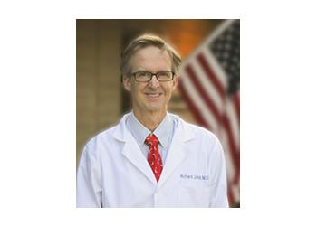 Sacramento eye doctor Richard A. Jones MD