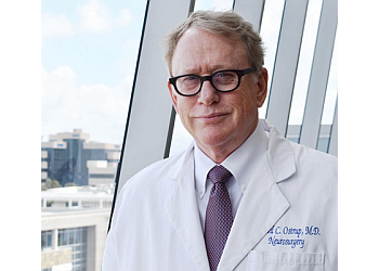 San Diego neurosurgeon Richard C Ostrup, MD, FACS