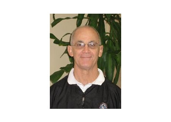 St Petersburg physical therapist Richard Hutchins, PT