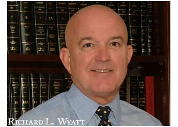 Birmingham social security disability lawyer Richard L Wyatt