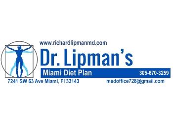 Miami weight loss center Richard Lipman MD Miami Diet Plan