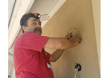 Chula Vista electrician Richard Piselli Electric