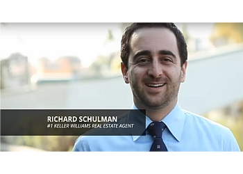 Los Angeles real estate agent Richard Schulman