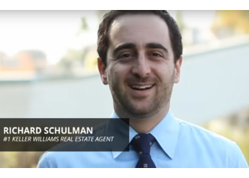 Los Angeles real estate agent Richard Schulman