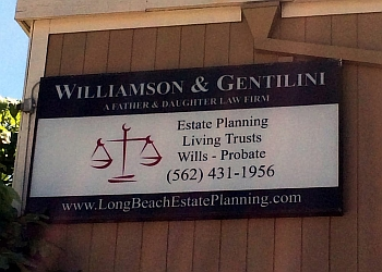 Long Beach estate planning lawyer Richard T. Williamson