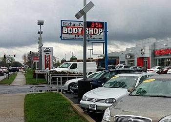 Chicago auto body shop Richard's Body Shop