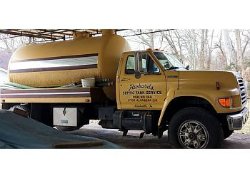 Nashville septic tank service Richards Septic Tank Service