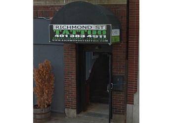 Providence tattoo shop Richmond St Tattoo