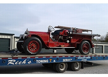 Cleveland towing company Rich's Towing & Services Inc
