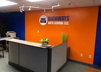 Worcester driving school Richways Auto School