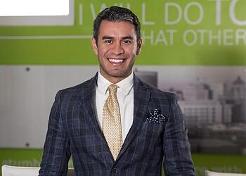 El Paso real estate agent Rick Moreno