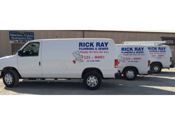 Springfield plumber Rick Ray Plumbing