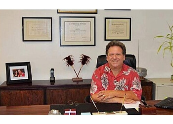 Honolulu social security disability lawyer Rick Tolin