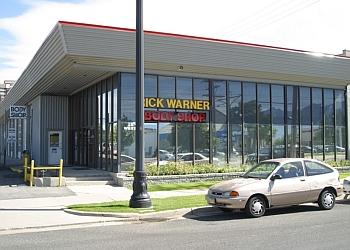 Salt Lake City auto body shop Rick Warner Body Shop