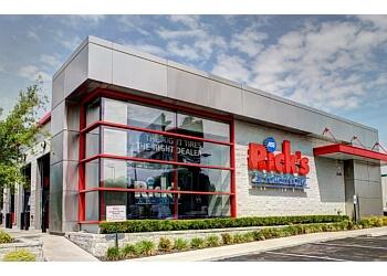 Springfield car repair shop Rick's Automotive, INc.