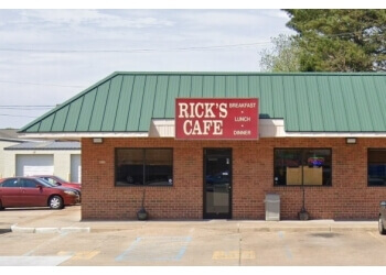 Virginia Beach cafe Rick's Cafe