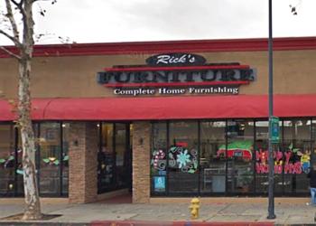 San Jose furniture store Rick's Furniture