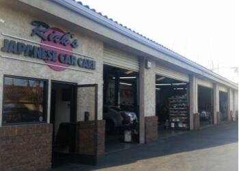 Thousand Oaks car repair shop Rick's Japanese Car Care