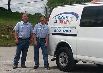 Chattanooga locksmith Rick's Lock and Key