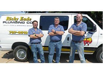 Lubbock plumber Ricky Eade Plumbing Co.