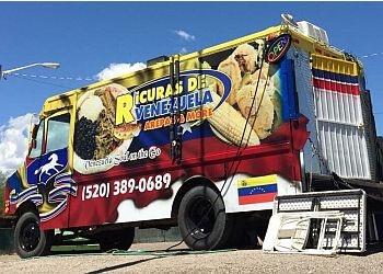 Tucson food truck Ricuras de Venezuela
