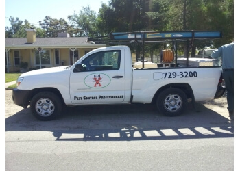 Lancaster pest control company Rid X Pest Disposal