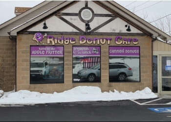 Rochester donut shop Ridge Donut Cafe