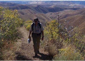 Boise City hiking trail Ridge To Rivers