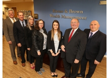 Yonkers financial service Rienas & Brown Wealth Management