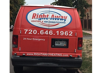 Denver hvac service Right Away Heating and Air Conditioning
