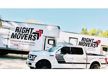 Orange moving company Right Movers, Inc.