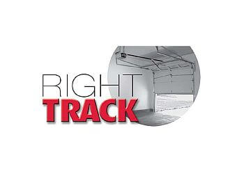 Right Track Garage Door