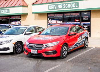 Palmdale driving school Right Way Driving School