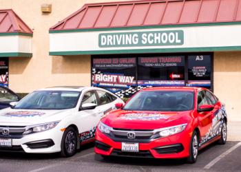 Santa Clarita driving school Right Way Driving School