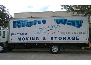 Coral Springs moving company Right Way Moving