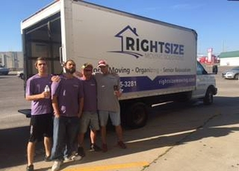Wichita moving company Rightsize Moving Solutions