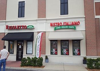 Virginia Beach bakery Rigoletto Italian Bakery & Café