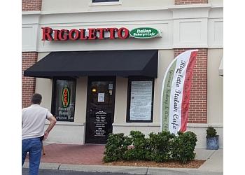 Virginia Beach bakery Rigoletto Italian Bakery & Cafe