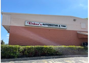 Orlando car repair shop Riker's Automotive & Tire