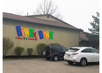 Akron amusement park Rinky Dink Family Fun Center