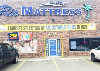 McAllen mattress store Rio Mattress Outlet