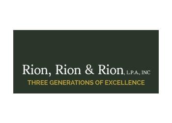 Dayton criminal defense lawyer Rion, Rion & Rion, L.P.A INC