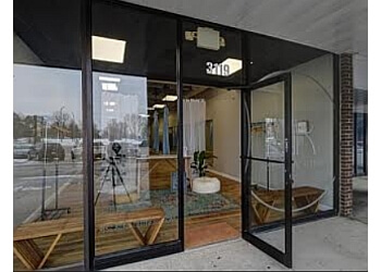 Joliet yoga studio Rise Aerial Fitness
